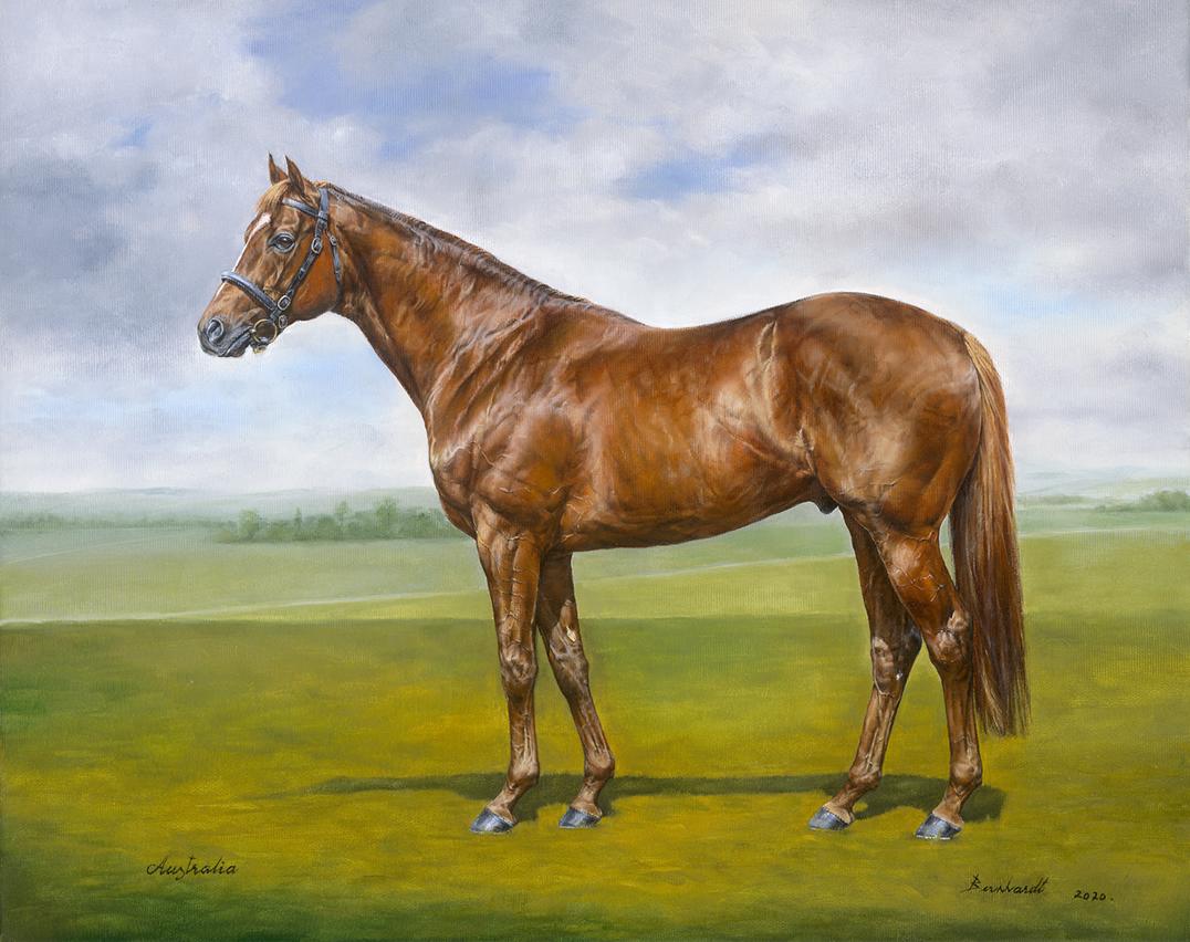 Australia-Epson,Irish Derby